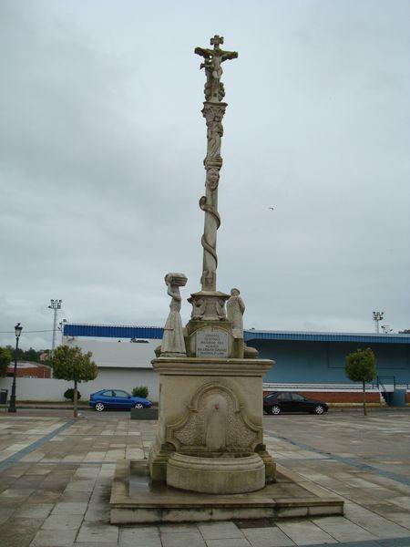 Cruceiro Vilalonga (Sanxenxo)