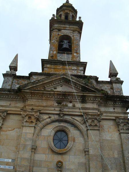 Fachada Iglesia de Carnota
