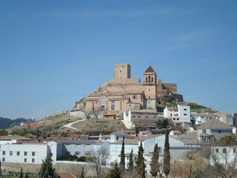 Vista del Castillo-Palacio