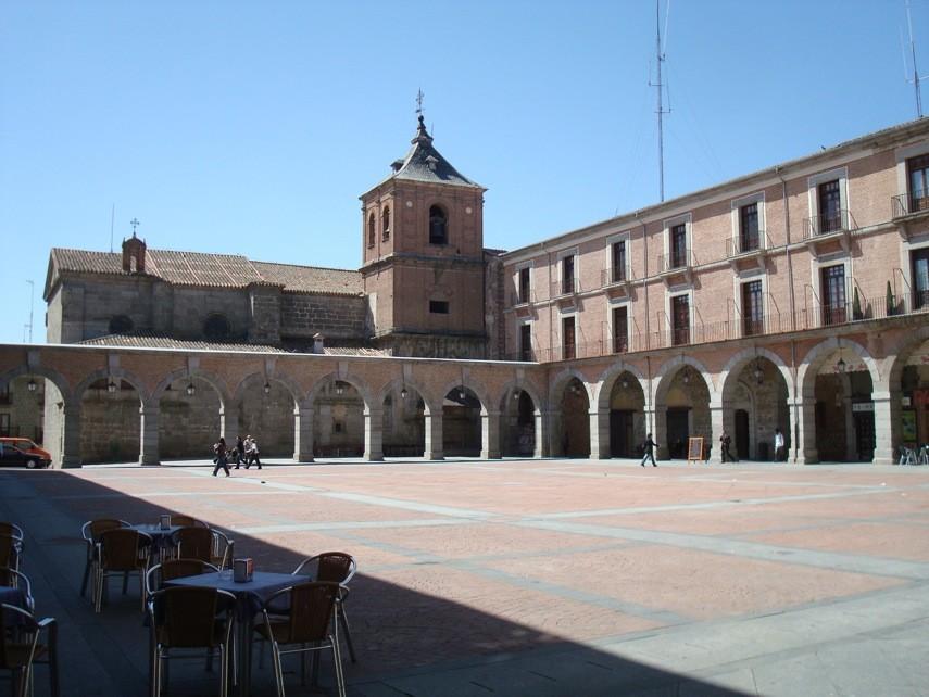Plaza del Mercado Chico (Ayuntamiento)