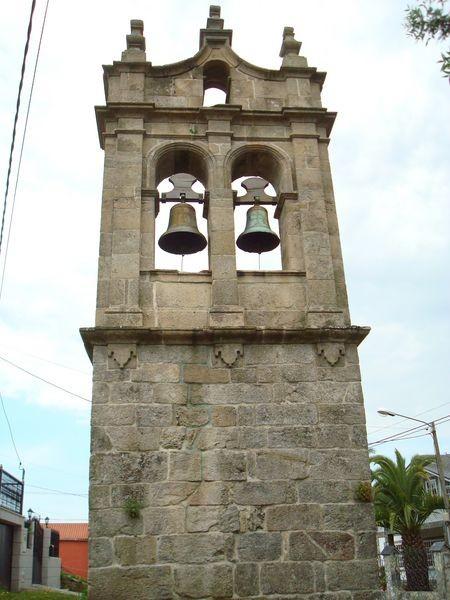 Bamio, campanario
