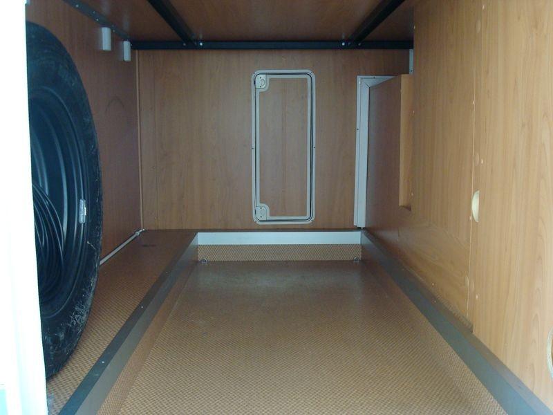 Garage bajo cama