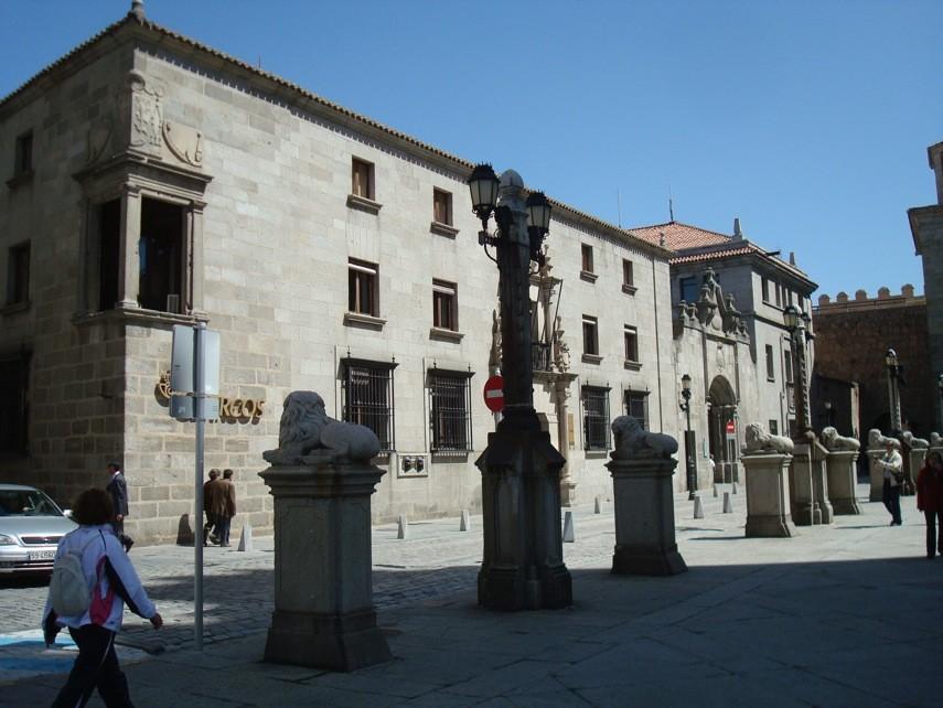 Antigüo Palacio Episcopal