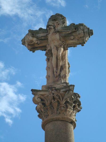 Salamanca, detalle frontal