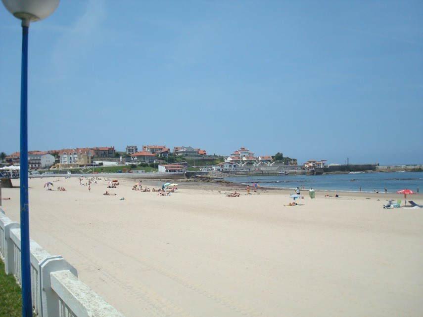 Comillas, playa