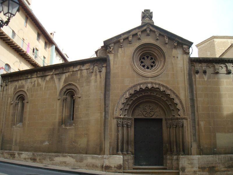 Huesca, I.S. Pedro El Viejo