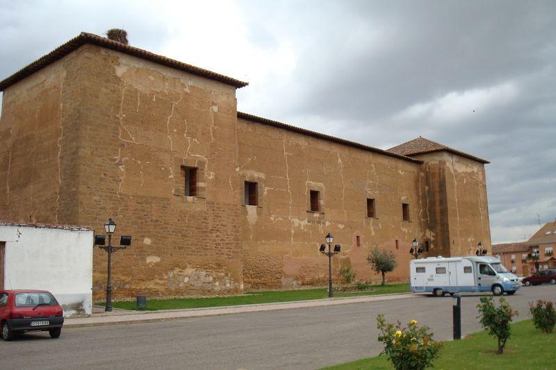 Fachada del Palacio de Los Guzmanes
