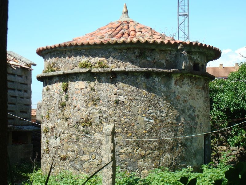 Pombar en Ila de Arousa (Pontevedra)
