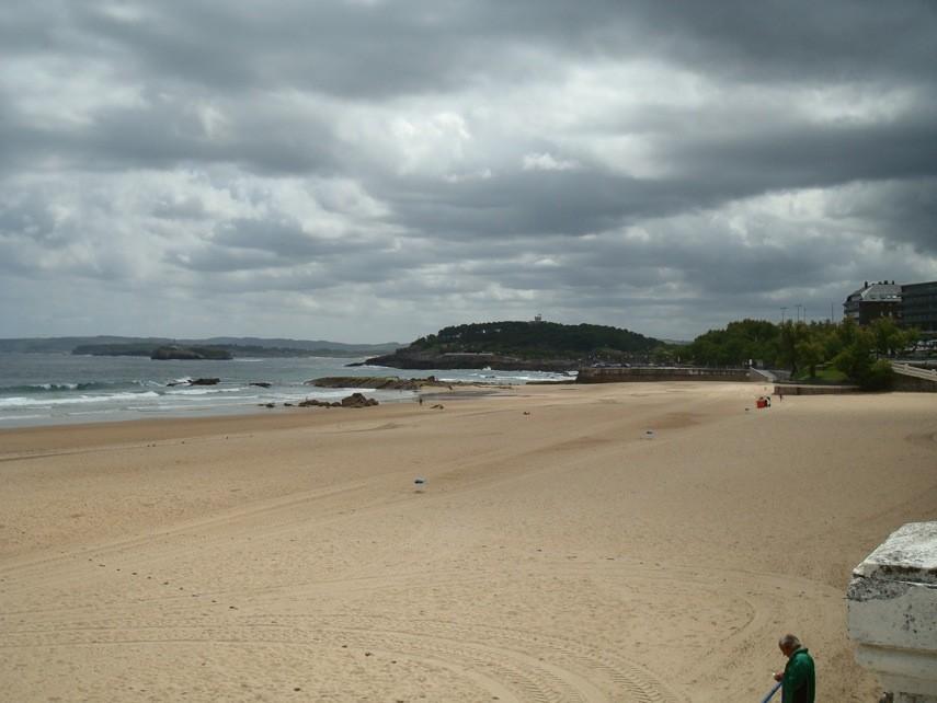 Santander peninsula de La Magdalena