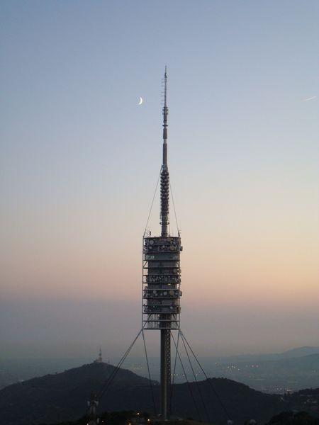Torre de comunicaciones de Collserola