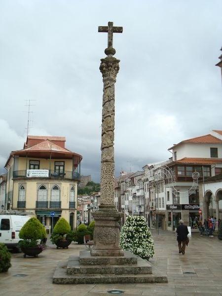 Cruceiro en Bragança