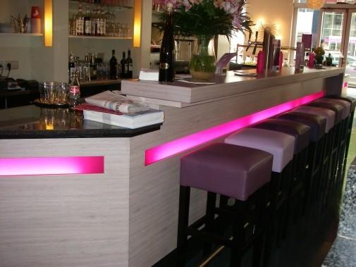 Berry Lounge Köln Thekenbereich