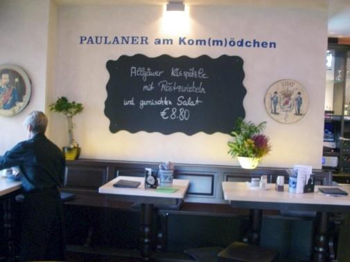 Kommödchen Düsseldorf
