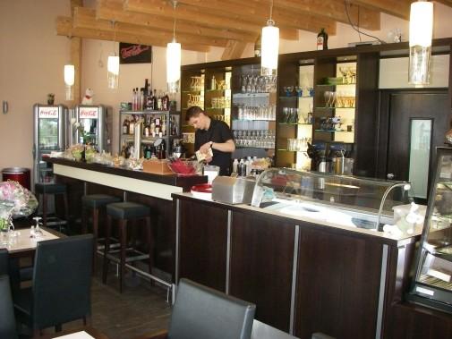 Café Schult Thekenbereich