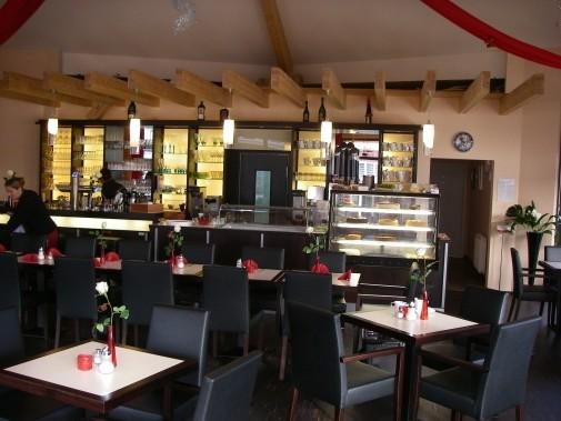 Café Schult Cafébereich