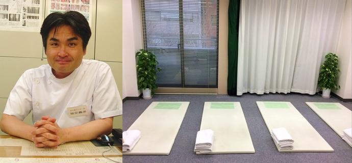 名古屋のよく効く整体の院長:川井筋系帯療法式・名古屋センター(ふくやす整体院)