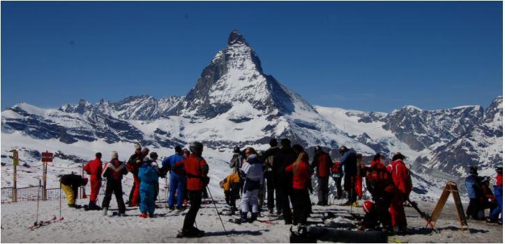 Gratis Fotos Matterhorn