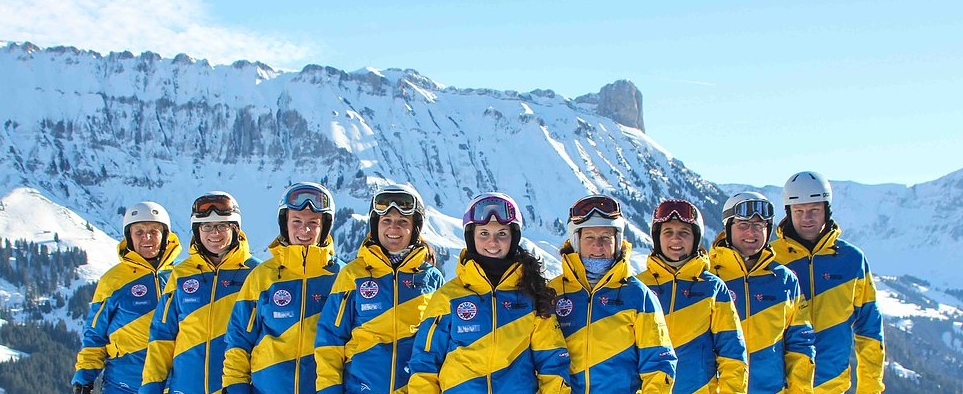 Skischule Mittelland nah