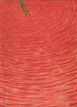 11.- El Bebedor de Lágrimas,  Serigrafía de  43 x 31 cms.
