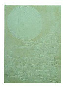 14.- Océana,  Litografía, mancha 47 x 34,5 cm., soporte 47 x 34,5 cm.