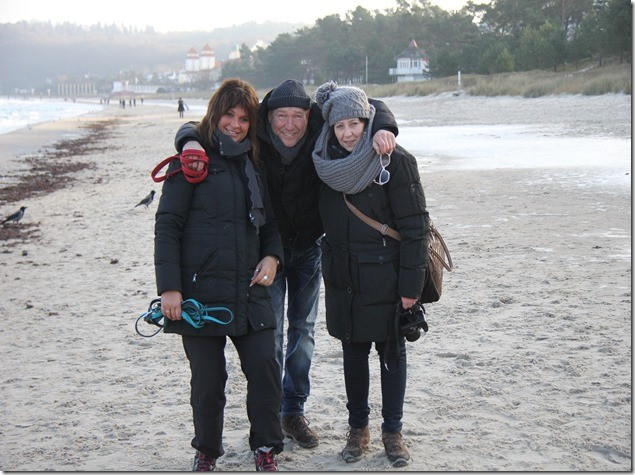 Linda, Willi und Simone