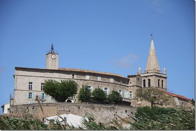 Unsere Dorfkirche in Murvil-les-Beziers