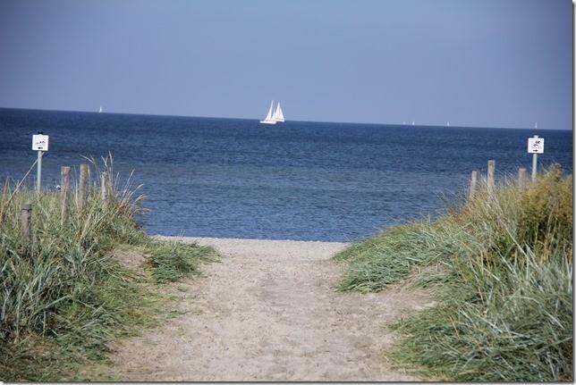Strandzugang Großenbrode