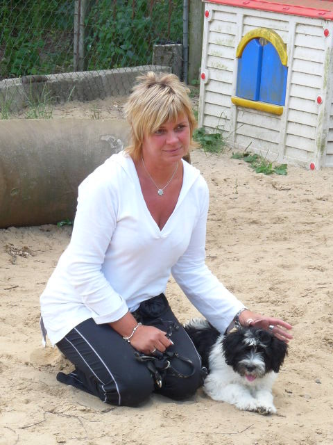 Hundeschule mit Mami