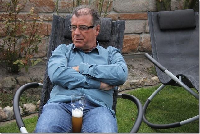 Ein (alkoholfreies) Bierchen in Ehren....    ;-)