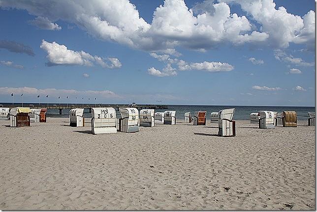 Der Strand von Großenbrode