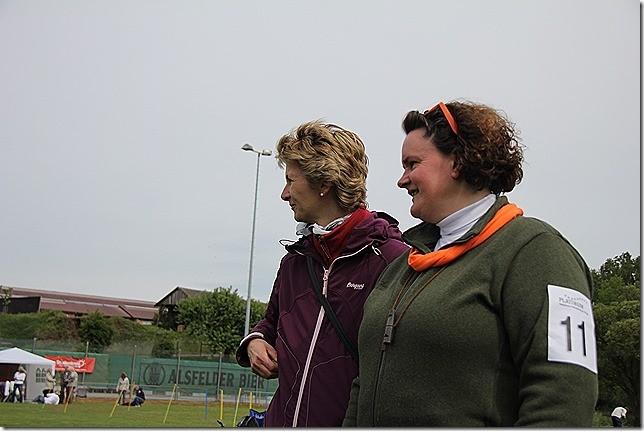 Kirsten und Geertje