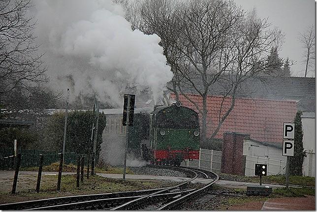 """Fahrt mit dem """"Rasenden Roland"""""""