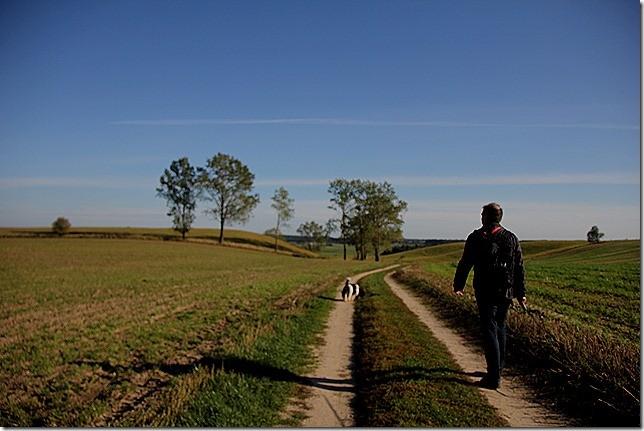 Spaziergang in Neu Kätwin