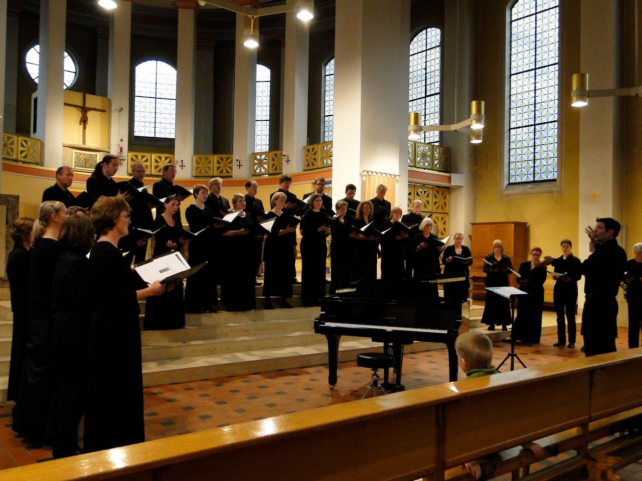 Amadeus-Chor, Kleiner Michel Hamburg 2012