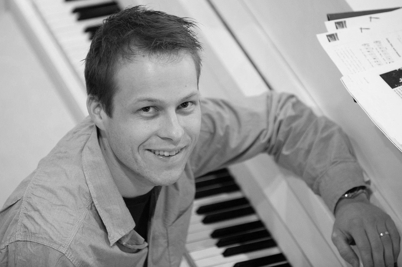 Benedikt Haag, künstlerischer Leiter (Fotograf: J.-Peter Hinz-Rosin)