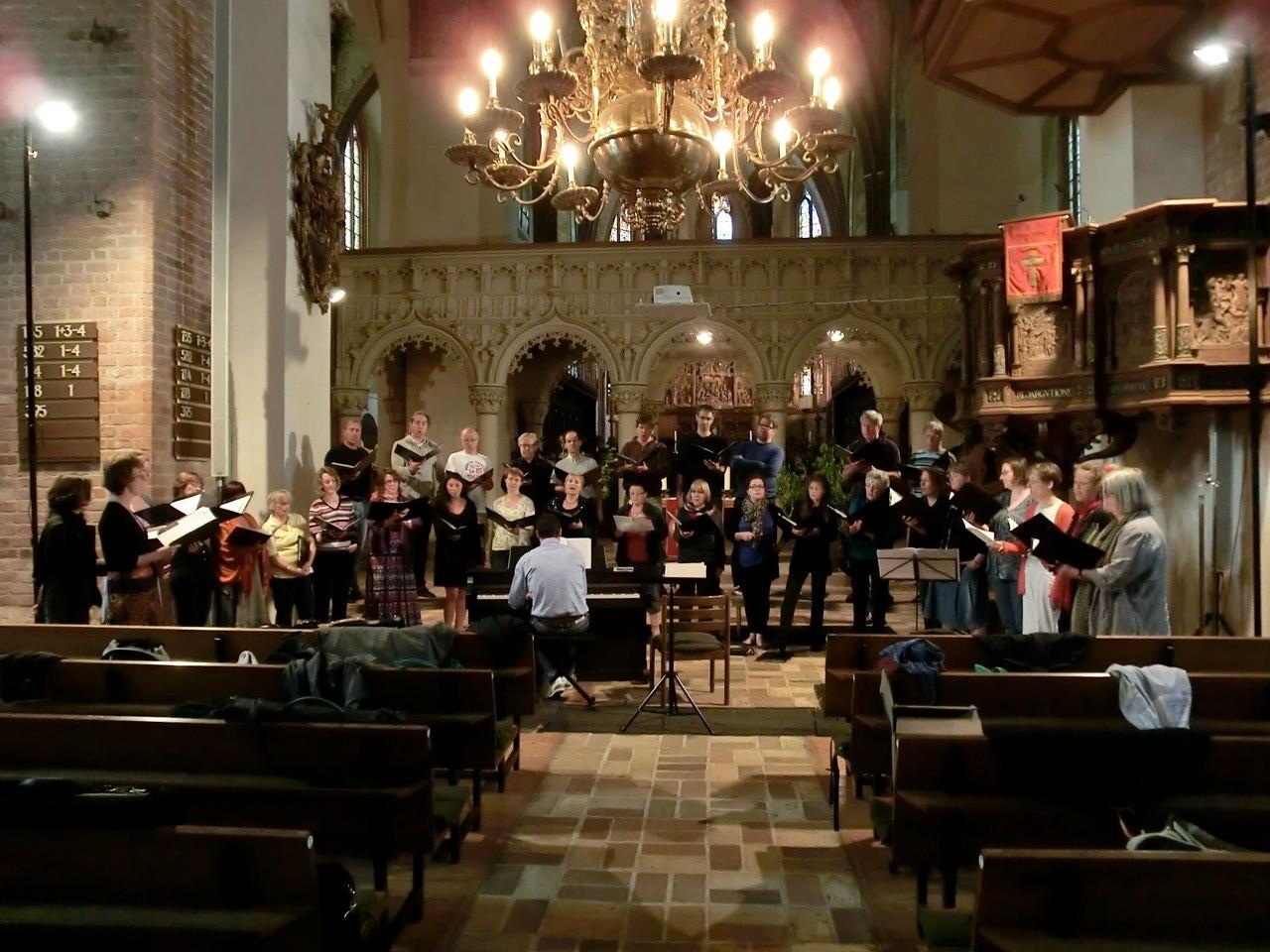 Amadeus-Chor, Meldorf 2012