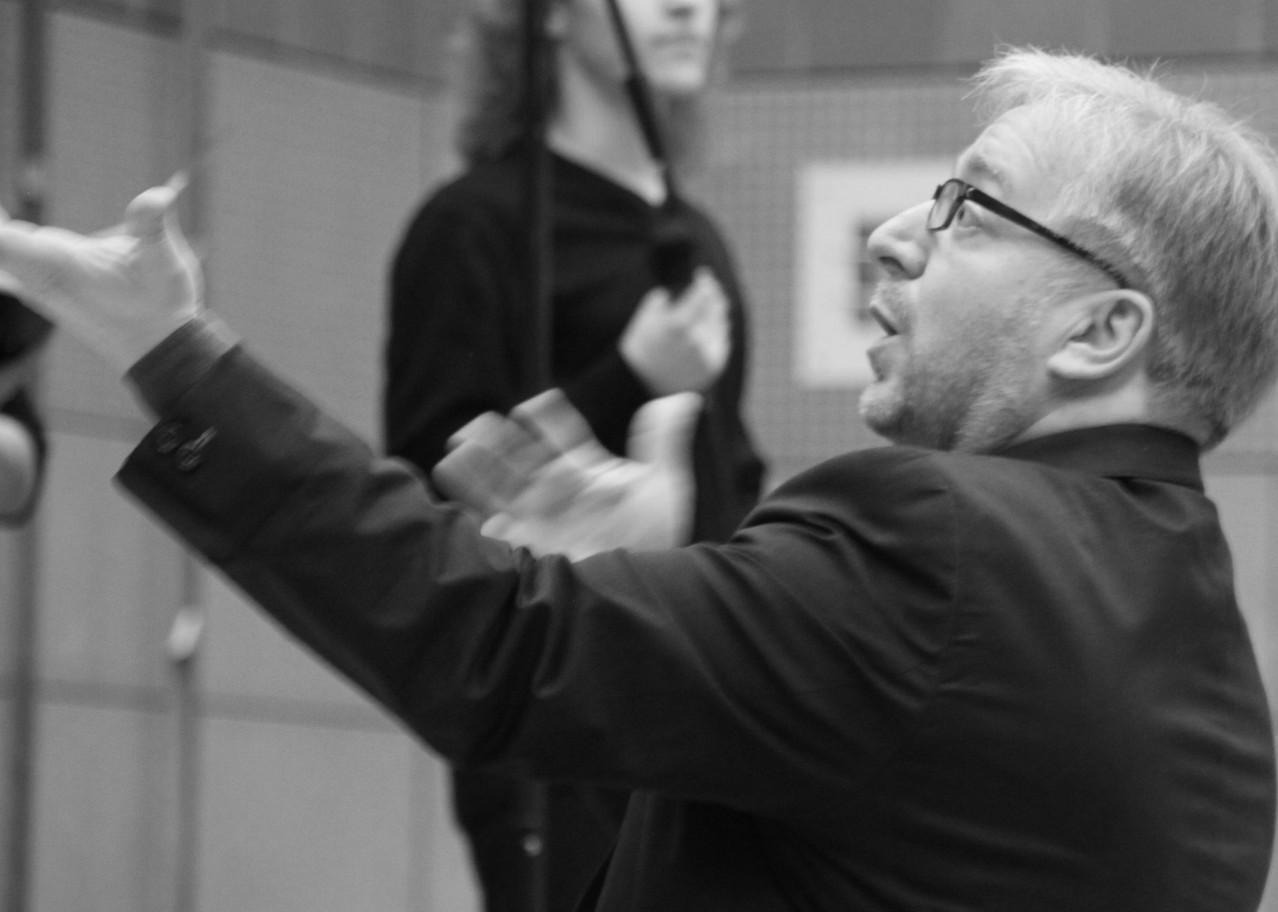 Uwe Ungerer, Chorleitungsassistent