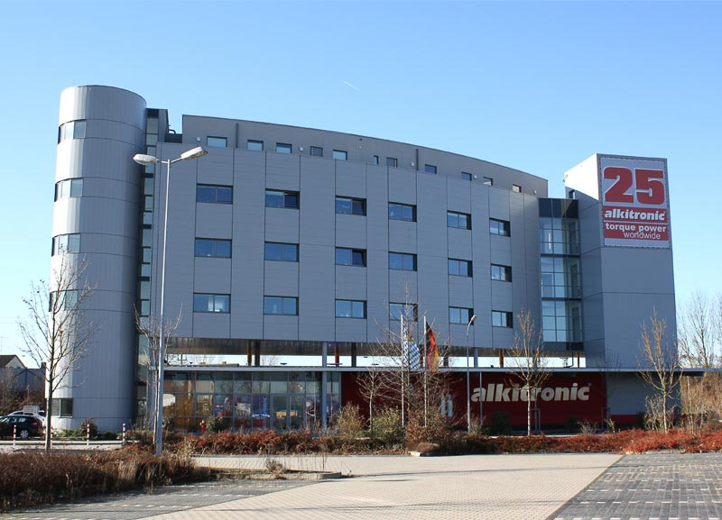 Firmengebäude von Alki TECHNIK GmbH