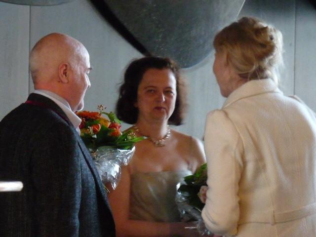 Mit José van Dam und Kirsten Harms in der Deutschen Oper Berlin (27.3.2011)