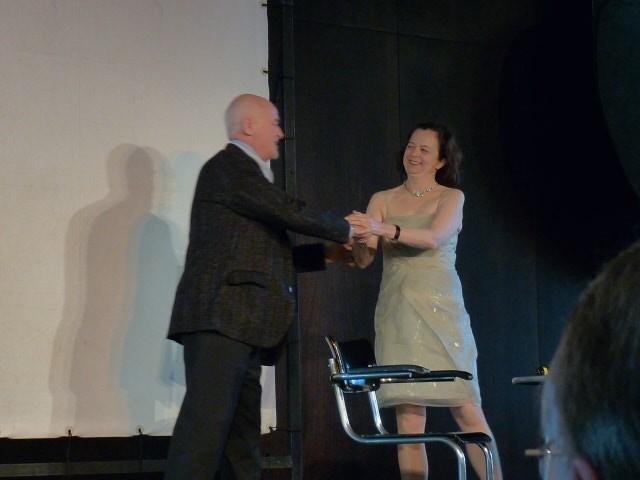 Künstlergespräch mit José van Dam in der Deutschen Oper Berlin (27.3.2011)