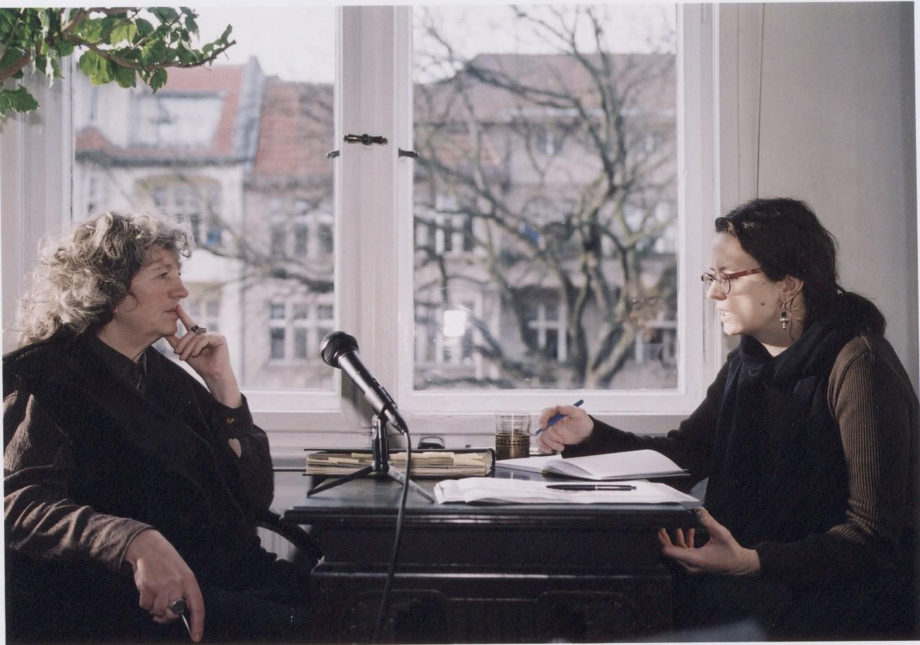 Interview mit der Filmemacherin Ulrike Ottinger 2004