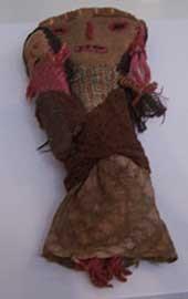 Muñeca de trapo mataca