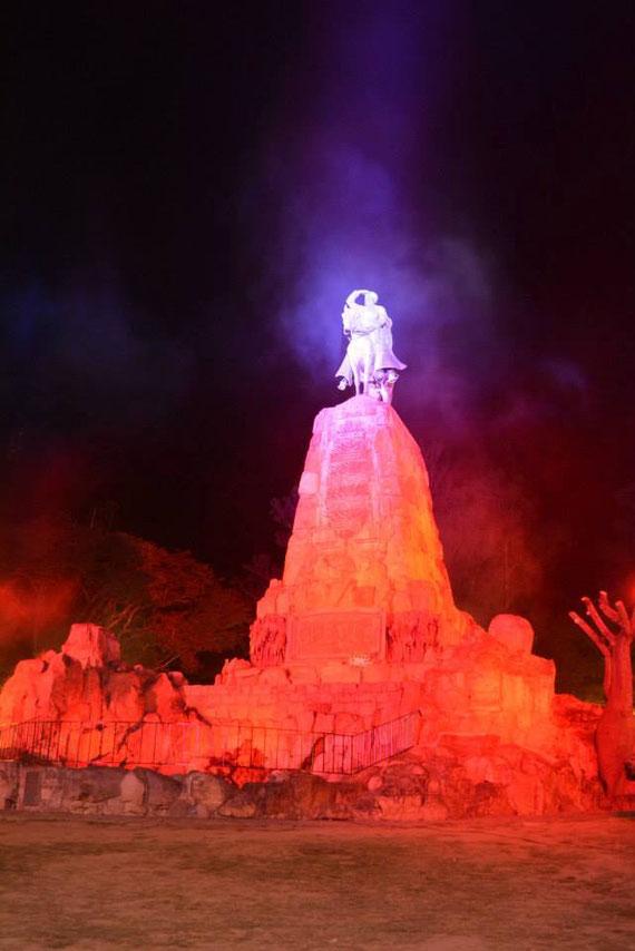 Monumento a Güemes, Salta.