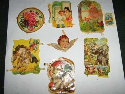 Las figuritas que las nenas adoraban.