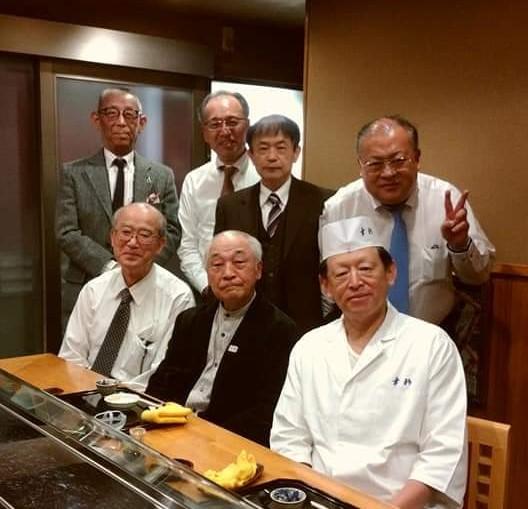 【新27期】安田先生と久しぶりに会いました