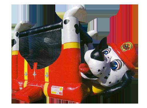 消防士ドッグ