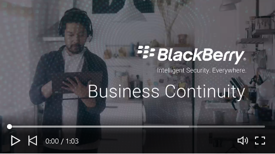 Video: BlackBerry Spark Suites for Unified Endpoint Security and Management