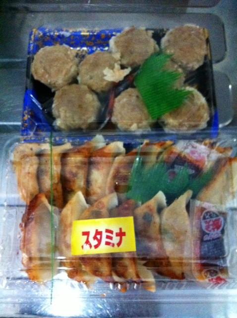 西本さんありがとうございました! この後、哲平が喜んで食べて店内にオイニーが、、、、(汗)w ほんといつもありがとうござます♪