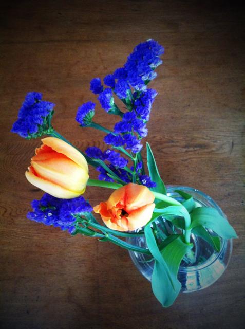 奥様に、、、花