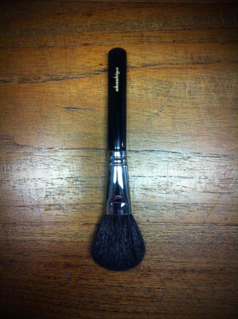 *岡山で唯一買ったモノが仕事道具www プロご用達「奈良筆あかしや」の筆。